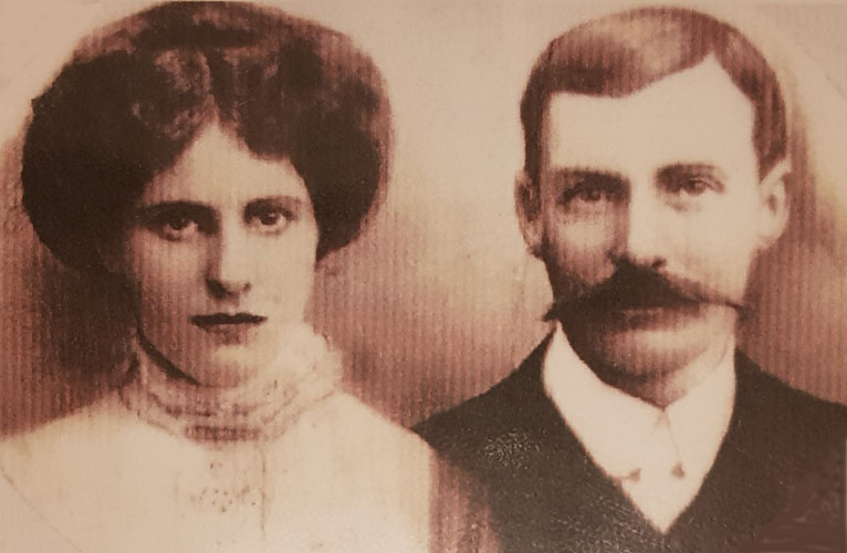 beatrice and kenneth mcquienn