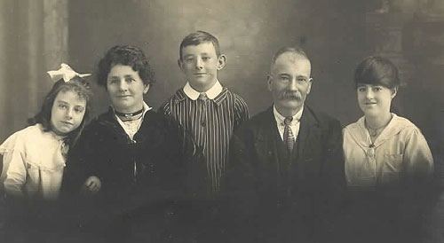 burns family