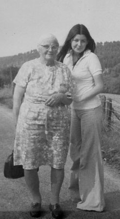 hilda wright and patricia barnard